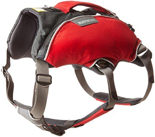 Ruffwear - Web Master Pro, Color Red Currant, Talla L/XL 81-107 cm