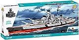 Cobi Bismarck | World of Warships | Schlachtschiff Bausatz #3081