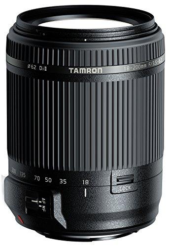 Tamron 18-200mm objektiv F3.5-6.3 Di II Sony A-Mount