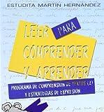 Leer para comprender y aprender. 2 (Programas Intervencion Educati)