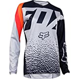 Fox Racing 180 Youth Girls Off-Road Motorcycle Jerseys - Grey -