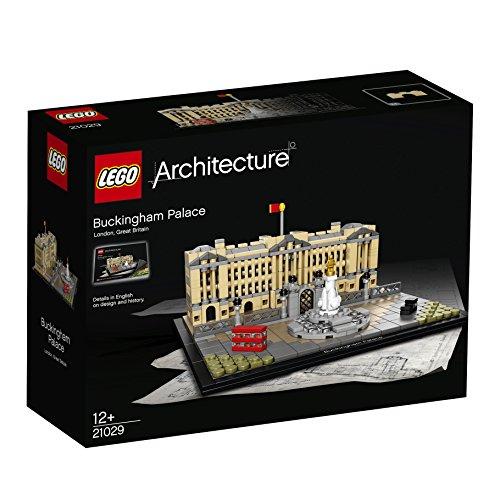 LEGO Architecture - Palacio de Buckingham, juegos de construcción (21029)