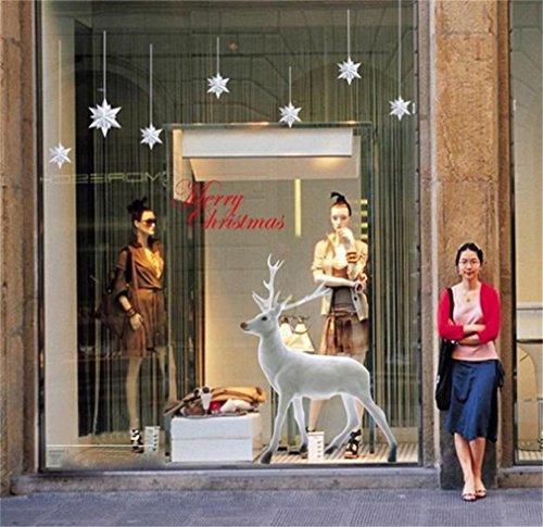 Vinilo navidad decorativo pegatina pared sal n for Pegatinas murales pared
