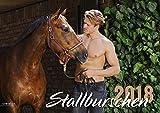 Stallburschen 2018: Erotische Fotografien aus dem Pferdealltag eines Stallburschen