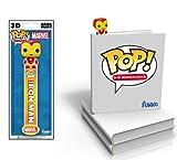 Iron Man 3 3D Pop Bookmark