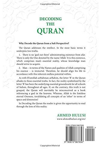 Decoding-The-QURAN-A-Unique-Sufi-Interpretation