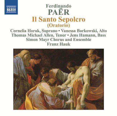 Il Santo Sepolcro: Finale: Quando al suon dell'angeliche trombe (Chorus, Maddalena, Giovanni, Nicodemo, Giuseppe d'Arimatea)