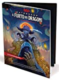 Asmodee- Dungeons & Dragons, 5a Edizione, Waterdeep: Il Furto dei Dragoni, Gioco di Ruolo, Wizards of The Coast