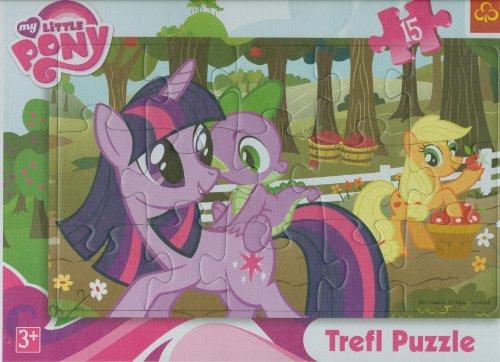 Trefl Puzzle My Little Pony nel Frutteto, TRF31155
