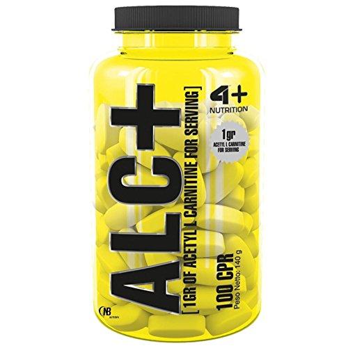 ALC+ [100 compresse da 1000mg Acetil-L-carnitina]