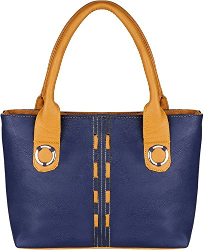 Typify Casual Shoulder Bag Women & Girl's Handbag (Blue)