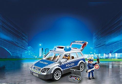 PLAYMOBIL 6873 – Polizei-Einsatzwagen - 2