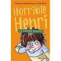 Horrible Henri, 4:La bombe puante