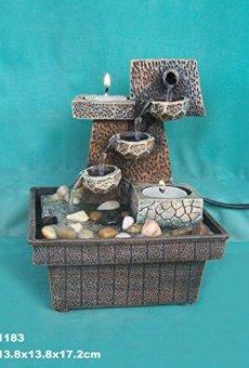 Zen garden agua pluma estilográfica