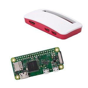 51XnnCvkB1L - Raspberry Pi Zero W (inalámbrica) y carcasa oficial