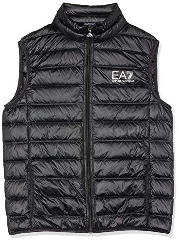 Gilet Armani EA7 Down jacket uomo 8NPQ01 PN29Z 1200 nero - M