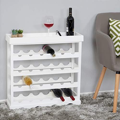 Generic Habby look shabby, portabottiglie Tles cantinetta Sevilla, bottiglia di vino R per...