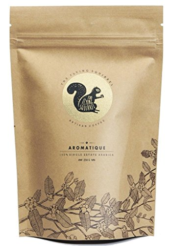 The Flying Squirrel Aromatique Coffee Beans Powder -250 Grams | Coorg Special Coffee | Rich in Aroma and Presence |an Arabica Single Estate Coffee | 4