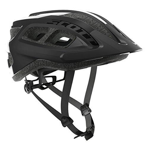 Scott Supra MTB Fahrrad Helm Gr. 54-61cm schwarz 2019