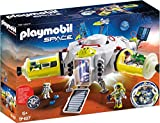 PLAYMOBIL Space 9487 Mars Space Station, For children ages 6 +