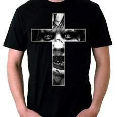 35mm – Camiseta Hombre The Exorcist- El Exorcista Cruz
