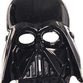 Rubie's - Careta de Darth Vader, talla S