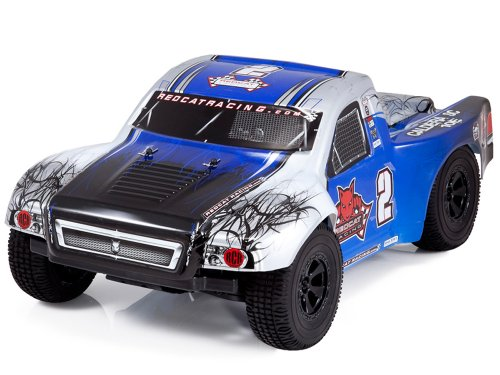Redcat Racing Caldera Sc 10E Brushless Electric Short Course Truck Blue 1/10 Scale