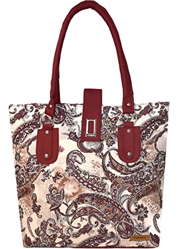 Typify Women's Leatherette PU Handbag (Multicolour)