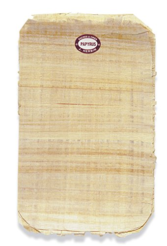 J.Herbin 91000T Papyrus Mappe, 4 Blatt, circa Din A4