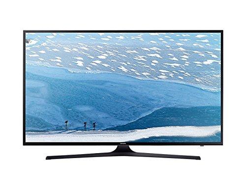 Samsung 139.7 cm (55 inches) UA55KU6000 4K UHD LED Smart TV (Black)