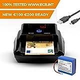 Detectalia D7 - Detector de billetes falsos,...