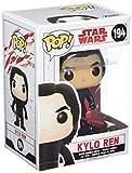 Funko- The Last Pop Bobble: Star Wars: Gli Ultimi Jedi: Kylo Ren, 14753