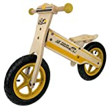 Tour de France Wooden Balance Bike - Beige