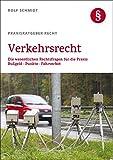 Verkehrsrecht: Die wesentlichen Rechtsfragen für die Praxis Bußgeld Punkte Fahrverbot