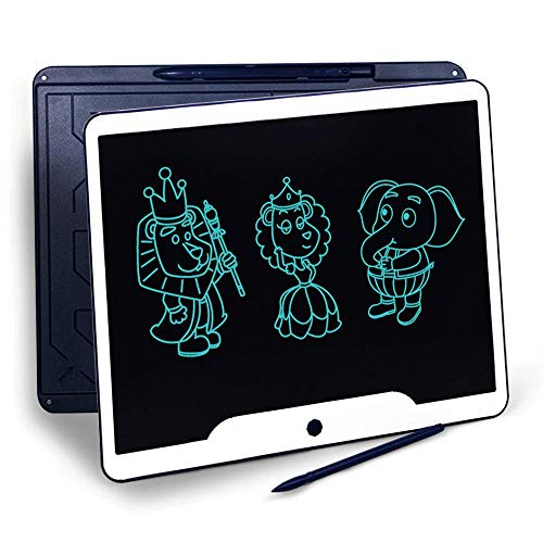 Richgv LCD Writing Tablet, 15 Pollici Elettronico Tavoletta Grafica Scrittura Digitale Ewriter,...