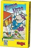Haba 4092 Rhino Hero Gioco tridimensionale [importato dalla Spagna]
