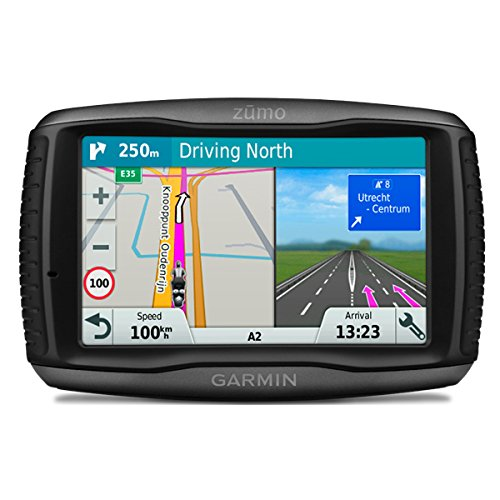 Garmin Zumo 595 LM - GPS Moto - 5 pouces - Cartes Europe 46 pays - Cartes,...