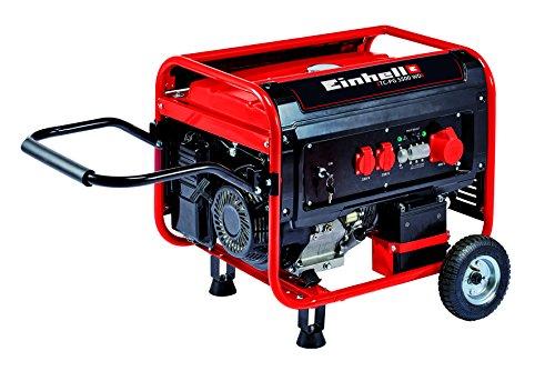 Einhell Generador eléctrico de gasolina TC-PG 5500 WD