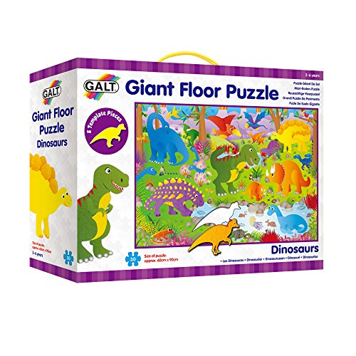 Galt, Dinosauri, Puzzle da pavimento
