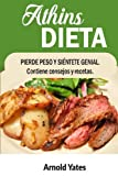 Dieta Atkins Perder peso y siente gran Contiene consejos y recetas: Nutrientes, la dieta, bajar de peso, quemar grasa, construir músculo, parecen grandes, Siente gran
