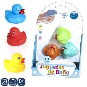 Juinsa-81829 Set 3 patitos baño (81829)