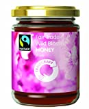 Fairtrade Wild Blossom Honey - Honig 340gr.
