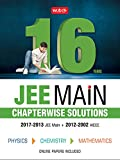 16 Years JEE Main Chapterwise Solutions - Physics, Chemistry, Maths