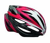 Bell Array - Casco de ciclismo multicolor red/black Talla:small