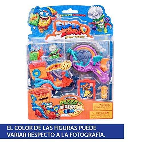 Superzings Blister Mission 3Serie Veicoli E Figure Speciali, Colore: Assortito (Magic Box pszsb216in30)