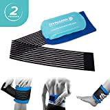 Dynamik Products paquete de hielo con correa