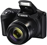 Canon Powershot Sx420 Is Digital Camera/ 20 Mp/42X Optical Zoom/Black Color With Free 8Gb Memory Card And Camera Case