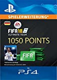 FIFA 18 Ultimate Team - 1050 FIFA Points | PS4 Download Code - deutsches Konto