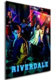 Instabuy Poster Locandina - Riverdale Characters (A) - Formato (42x30 cm)