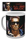 GB Eye Ltd, The Terminator, I'll Be Back with Image, Tazza